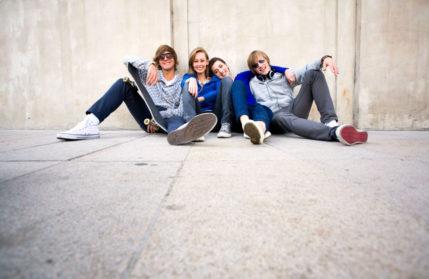 Gesondheid en jongmense: dié wat weet gee raad