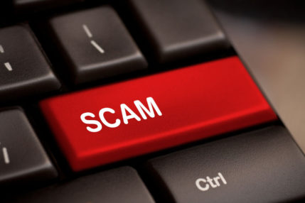 IEC warns of phishing scam using its name