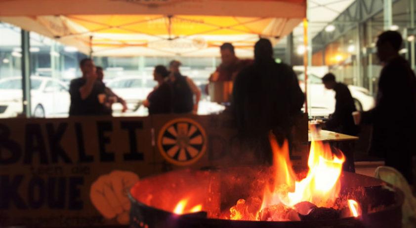 Eers water, nou warmte: Round Table doen wat nodig is