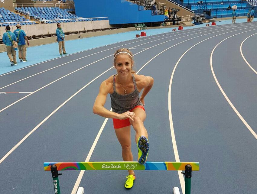 Wenda Nel Rio Olimpiese spele 2016