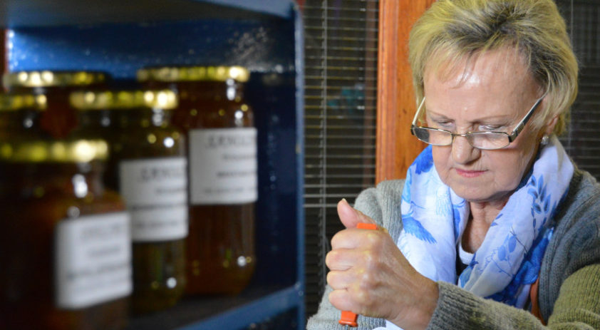 Sanoline's jaffles & jam: A business born from a bottle of peaches