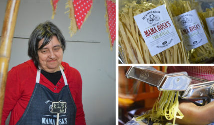 An Italian lady's legacy lives on in Mama Rosa's Pasta
