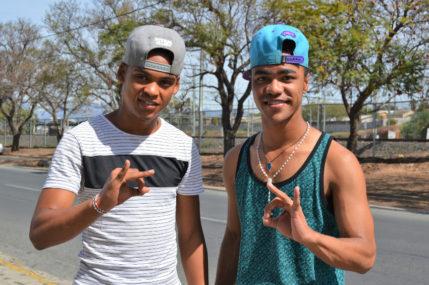 Dans-duo deur na SA's Got Talent se halfeindronde