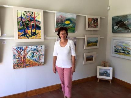 Kunstenaarsprofiel: Marike Naudé